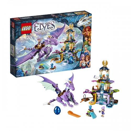 Эльфы Логово дракона  Lego (Лего)