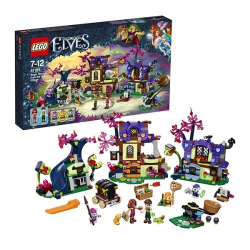 Эльфы Побег из деревни гоблинов Lego Лего