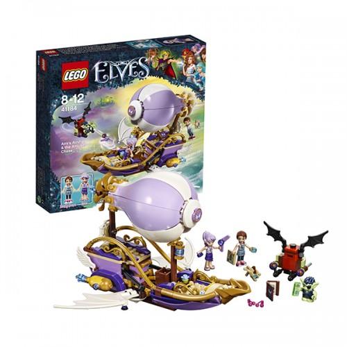 Эльфы Погоня за амулетом Lego Лего
