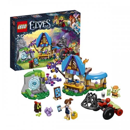 Эльфы Похищение Софи Джонс Lego Лего