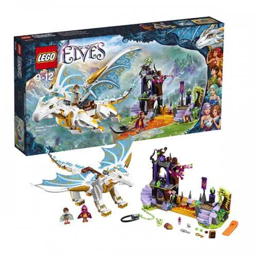 Эльфы Спасение Королевы Драконов  Lego (Лего)