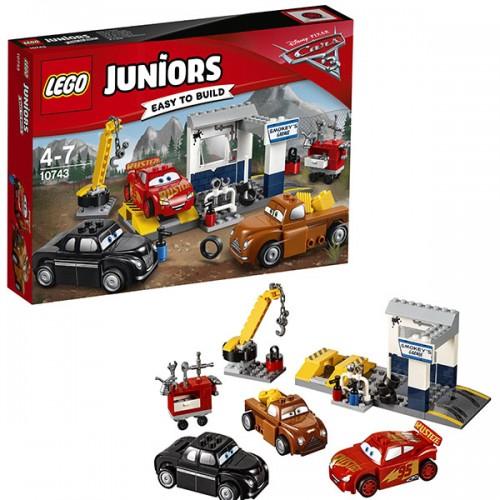 Гараж Смоуки Lego (Лего)