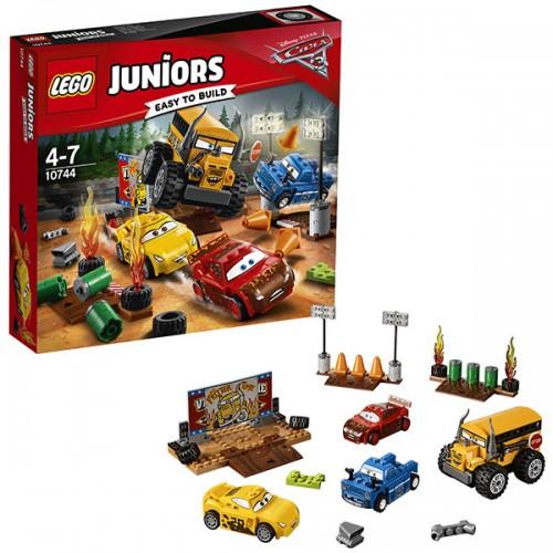 """Гонка """"Сумасшедшая восьмерка"""" Lego (Лего)"""