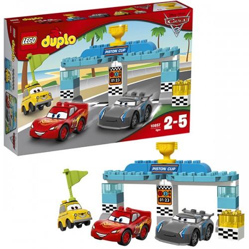 Гонка за Кубок Поршня Lego (Лего)