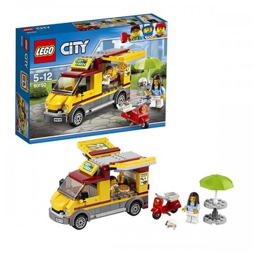 Город Фургон-пиццерия Lego Лего