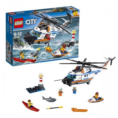 Город Сверхмощный спасательный вертолёт Lego Лего