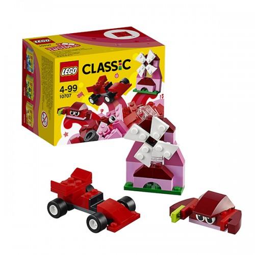 Классика Красный набор для творчества Lego Лего