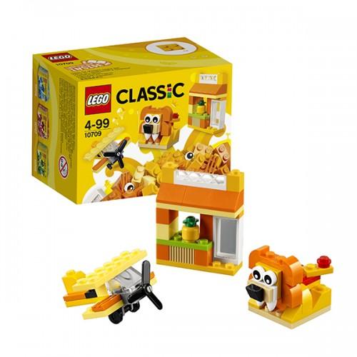 Классика Оранжевый набор для творчества Lego Лего