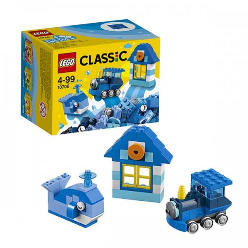 Классика Синий набор для творчества Lego Лего