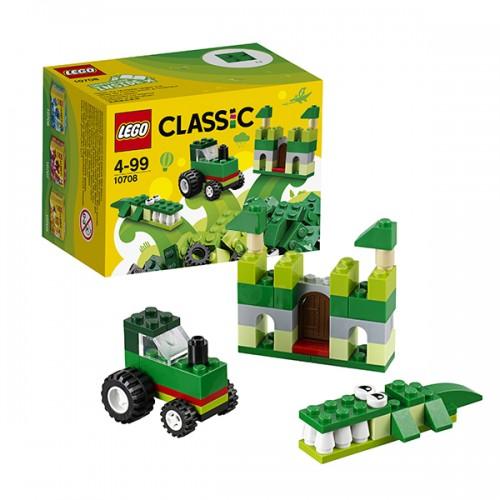 Классика Зелёный набор для творчества Lego Лего