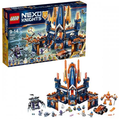 Королевский замок Найтон Lego (Лего)