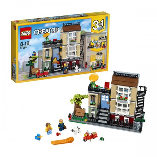 Криэйтор Домик в пригороде Lego Лего