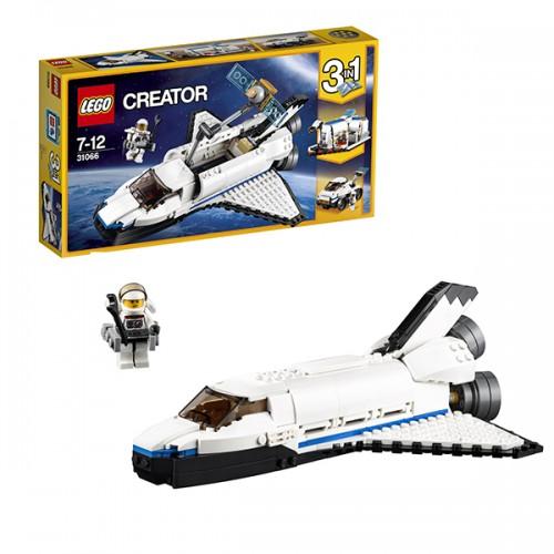 Криэйтор Исследовательский космический шаттл Lego Лего