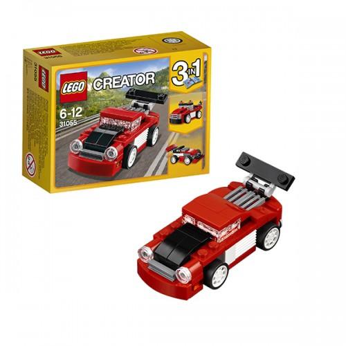 Криэйтор Красная гоночная машина Lego Лего