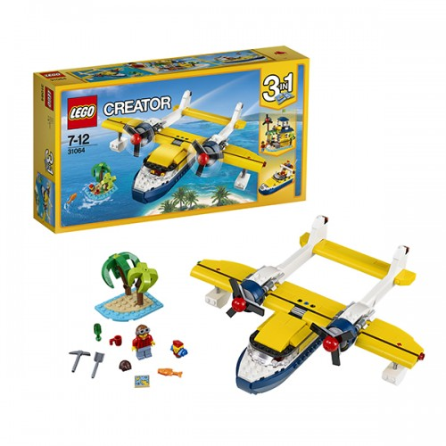 Криэйтор Приключения на островах Lego Лего