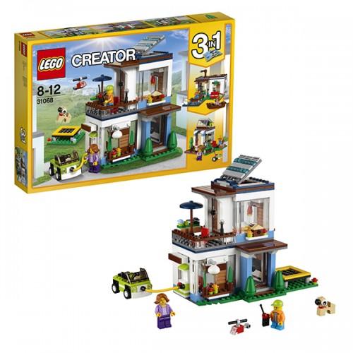 Криэйтор Современный дом Lego Лего