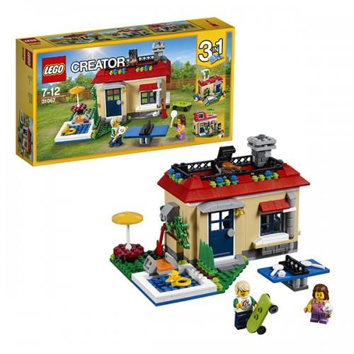 Криэйтор Вечеринка у бассейна Lego Лего