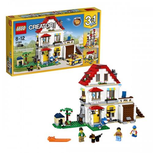 Криэйтор Загородный дом Lego Лего