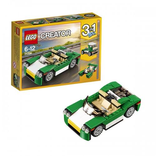 Криэйтор Зелёный кабриолет Lego Лего