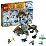 Легенды Чимы Саблезубый шагающий робот Сэра Фангара  Lego (Лего)