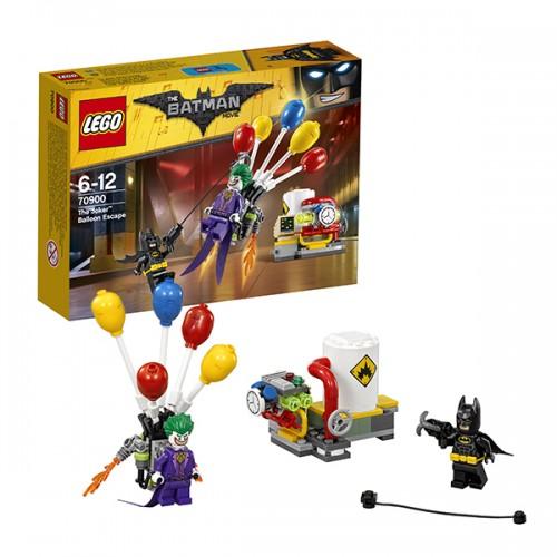 LEGO BATMAN MOVIE 70900 Побег Джокера на воздушном шаре