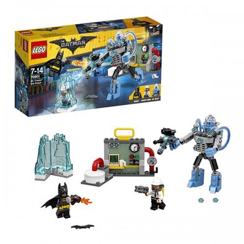 LEGO BATMAN MOVIE 70901 Ледяная aтака Мистера Фриза