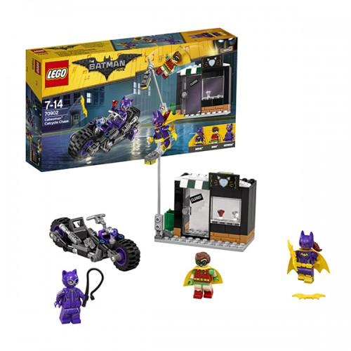 LEGO BATMAN MOVIE 70902 Погоня за Женщиной-кошкой