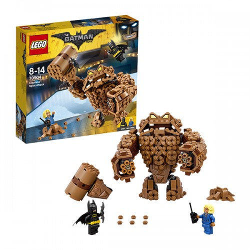 LEGO BATMAN MOVIE 70904 Атака Глиноликого