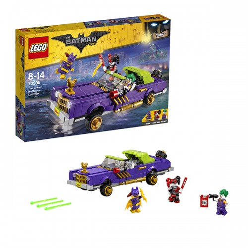 LEGO BATMAN MOVIE 70906 Лоурайдер Джокера