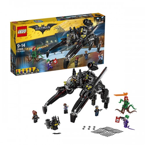 LEGO BATMAN MOVIE 70908 «Скатлер»