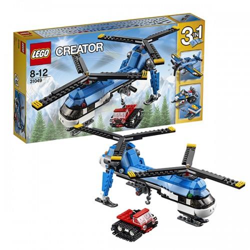 LEGO CREATOR 31049 Двухвинтовой вертолёт