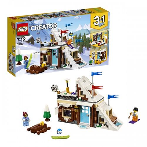 LEGO CREATOR 31080 Зимние каникулы (модульная сборка)