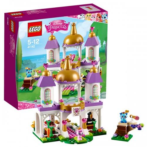 LEGO DISNEY Princesses 41142 Королевские питомцы: замок