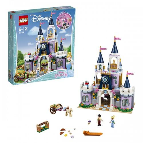 LEGO DISNEY Princesses 41154 Волшебный замок Золушки