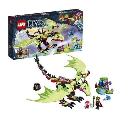 LEGO ELVES 41183 Дракон Короля Гоблинов Лего