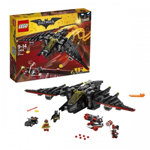ЛЕГО Фильм: Бэтмен Бэтмолёт Lego Лего