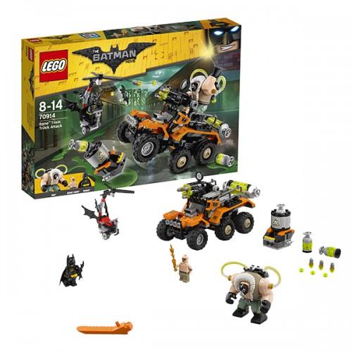 ЛЕГО Фильм: Бэтмен Химическая атака Бэйна Lego Лего