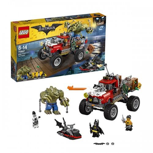 ЛЕГО Фильм: Бэтмен Хвостовоз Убийцы Крока Lego Лего