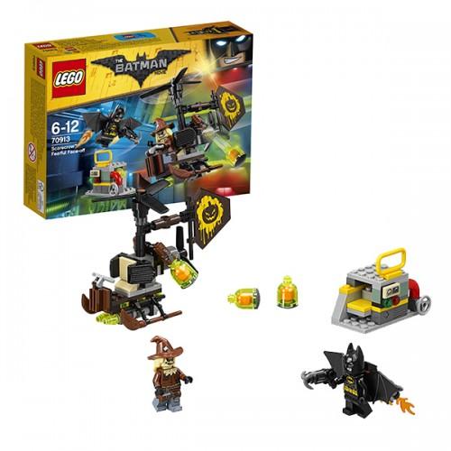 ЛЕГО Фильм: Бэтмен Схватка с Пугалом Lego Лего