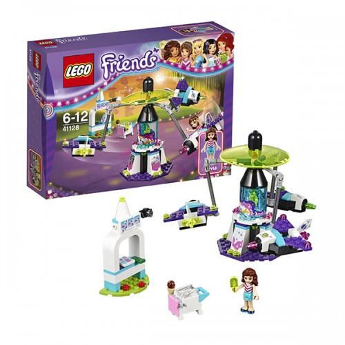 LEGO FRIENDS 41128 Парк развлечений: «Космическое путешествие»