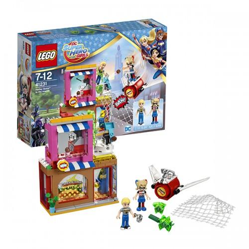 LEGO HERO GIRLS c Харли Квинн спешит на помощь