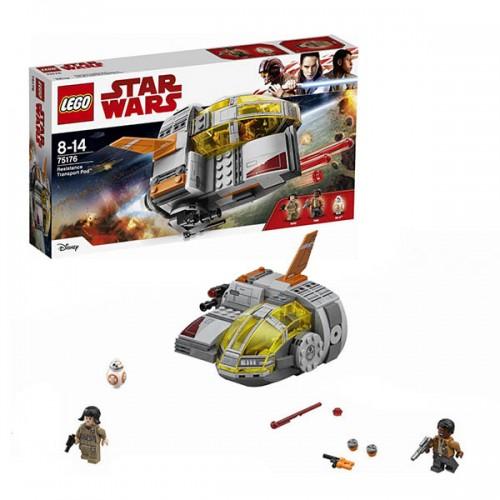 LEGO STAR WARS 75176 Транспортный корабль Сопротивления