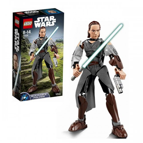 LEGO STAR WARS 75528 Рей