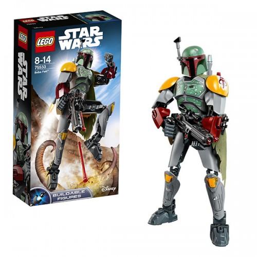 LEGO STAR WARS 75533 Боба Фетт