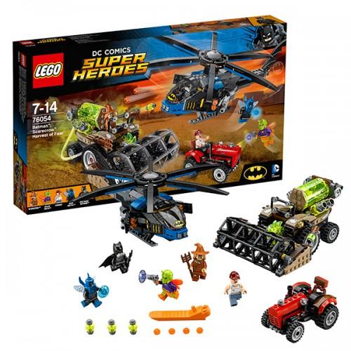LEGO SUPER HEROES 76054 Бэтмен: жатва страха