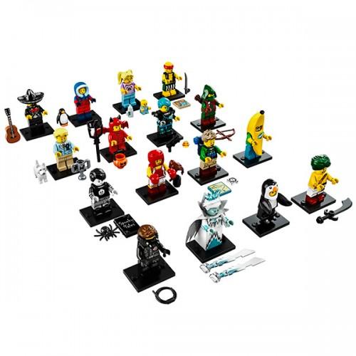 Минифигурки LEGO, серия 16  Lego (Лего)