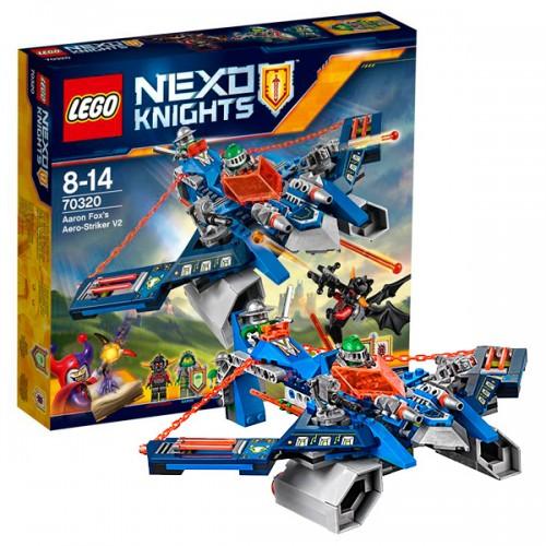 Нексо Аэроарбалет Аарона  Lego (Лего)