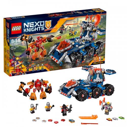 Нексо Башенный тягач Акселя  Lego (Лего)