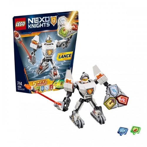 Нексо Боевые доспехи Ланса Lego Лего