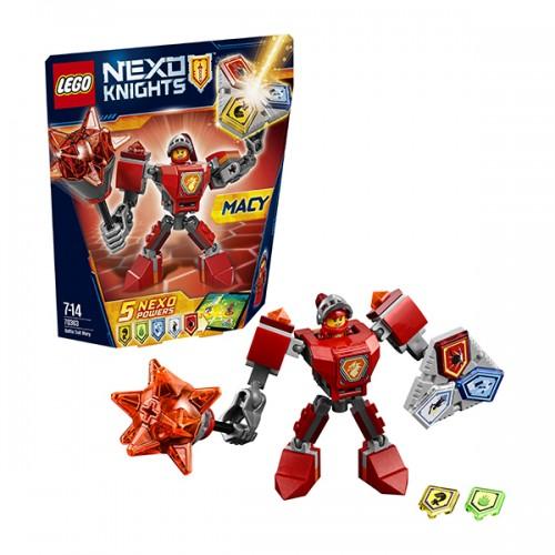 Нексо Боевые доспехи Мэйси Lego Лего